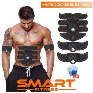 Electroestimulador abdominal Sport