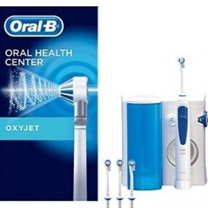 Irrigador bucal Oral B Oxyjet